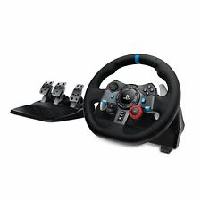 LOGITECH DRIVING FORCE G29 RACING STEERING WHEEL FOR PS4 (PLAYSTATION 4)