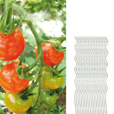 20x Tomatenspiralstab 110cm voll verzinkt Tomatenstab Tomaten Ranke Pflanzstab