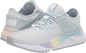Women's Shoes PUMA PACER FUTURE RAINBOW Athletic Sneakers 38272301 PLEIN AIR
