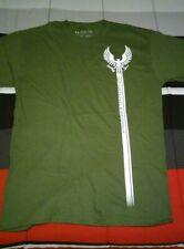 Loot Crate Halo Spartan Program T-Shirt Size Medium NEW *Free Halo pin w/purchas