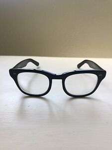 SHURON Men's eyeglasses, Sidewinder, Black