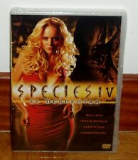SPECIES IV-EL DESPERTAR-DVD-NUEVO-PRECINTADO-NEW-SEALED-CIENCIA FICCION-TERROR