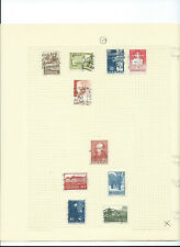 Stamps: Denmark: 8 Pages 1965-1974 (P17-24)