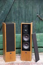 zwei MB Quart Standlautsprecher 980 S braunes Holz 4Ohm 140/170 Watt  (198490)