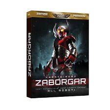 COMBO BLURAY + DVD  KARATE-ROBO ZABORGAR VENTE DIRECTE EDITEUR NEUF
