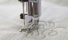 Viking Husqvarna Sewing Machine Genuine Open Toe Free Motion Foot – 4123037646**