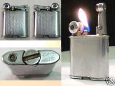 Briquet Ancien - FLAMIDOR Junior - Vintage Fuel Lighter Feuerzeug Accendino