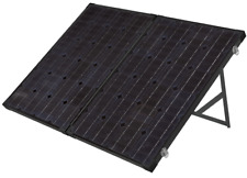 Projecta SPP120K 12V 120W Portable Folding Solar Panel with In-Built Controller
