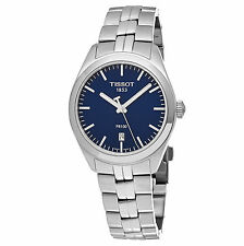 Tissot Women's PR 100 Swiss Quartz Stainless Steel Date Watch T1012101104100