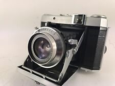german certo six 6x6 folding camera tessar 80 2.8 near Mint