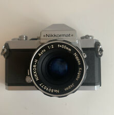 Nikkormat FT2 (vintage Nikon Camera)