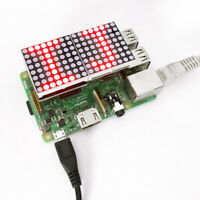 KEYESTUDIO 16X8 LED Dot Matrix Display Screen Module for Raspberry Pi 4