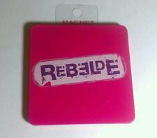REBELDE Pink Purple Logo Miguel Mia Giovanni Lupita Diego Roberta MAGNET As-Is