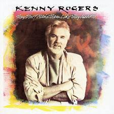 Kenny Rogers DON'T MAKE THEM LIKE THEY USED TO cd NEW Steve Lukather.Jay Graydon