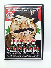 Uncle Saddam (DVD, 2003)