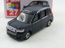 Toyota JPN Taxi in schwarz, Takara Tomy Tomica #27, 1/62