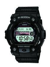 Casio G-shock hombres de Resistente Solar Multi-banda 6 Negro Reloj de 50mm de resina GW7900-1