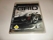 PlayStation 3  Race Driver GRID