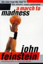 A March To Madness: A View From The Floor In The ACC by John Feinstein (1998, Ha