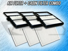 3 AIR FILTERS 3 CABIN FILTERS COMBO FOR 2005 2006 2007 2008 2009 TOYOTA PRIUS