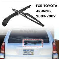 Posteriore Spazzola Tergicristallo & Braccio Per 2003-2009 Toyota 4RUNNER Rep