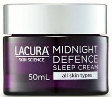 LACURA Midnight Defence Sleep Cream Anti Aging Overnight Care Reduces 50ml