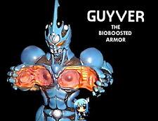 """BioBooster Guyver 1 Megasmasher 1/6 Vinyl Model Kit 11"""""""