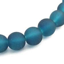 7,3mm Farbe blau lila Perlen Spacer nenad-design ca.65 Stardust Glasperlen ca