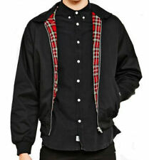 Harrington Waist Length Collared Men's Coats & Jackets