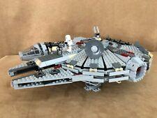 4504 Lego Complete Star Wars 2004 Millennium Falcon minifigures movie ship