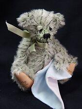 "World of Miniature Bears 5"" Mohair Bear Misty #882 CLOSING"