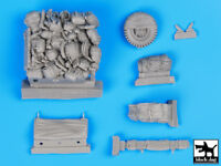 Black Dog T35099 1/35 US Dodge Airborne Before Drop Accessories Set for AFV Club