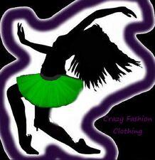 UV Neon Tutu Skirt Party Club Tulle Glow in Costume Disco Halloween Christmas