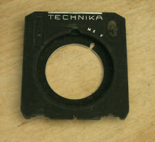 Linhof V  69 6x9 Technika 70 recessed Lens board  41.5mm centre hole