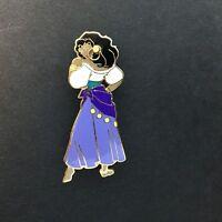 WDW Hunchback Series Esmeralda Very RARE & Hard to Find Disney Pin 12859