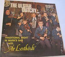 THE ULSTER OUTCRY LP AR LEITHEIDI OUTLET 1974 Irish Folk Music Mark's Bar Obrien