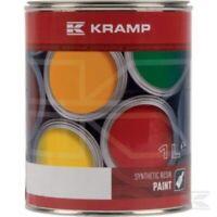 Farbe Fendt rot 1000ml Lackdose Kunstharzlack Farbe Schlepperlack 1 Liter neu