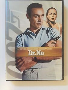 Dr. No (DVD, 2008, Canadian Sensormatic Widescreen)