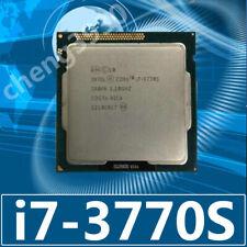 Intel Core i7-3770S 3.1ghz LGA 1155 4 core CPU processor