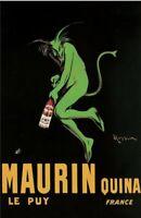 MAURIN QUINA - CAPPIELLO CLASSIC ART POSTER 24x36 - 47307