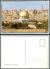 ISRAEL Postcard - Jerusalem, General View BX