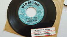 RONNIE DOVE - A Little bit of Heaven / If I Live to Be a Hundred 1965 POP Vocal