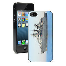 For Apple iPhone X SE 5 5S 5c 6 6s 7 8 Plus Hard Case Cover 1366 Warship Sailing
