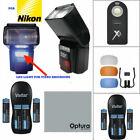 PRO XENON FLASH  CHARGER REMOTE FOR NIKON D40 D50 D60 D70 D80 D90 D3100 D5300