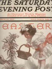 Saturday Evening Post - 1907