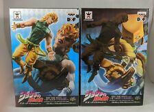 JoJo's Bizarre Adventure All Star Battle Dio & The World DFX Figure Set of 2