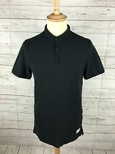 Mens Nike Manchester United Polo Shirt - Medium - Navy - Great Condition