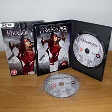 Dragon Age Origins Collectors Edition PC DVD ROM Bioware RPG Complete