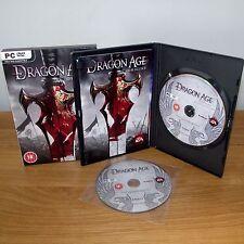 Dragon Age Origins Collectors Edition PC DVD ROM BIOWARE RPG Completa
