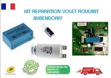 Kit Réparation VOLET ROULANT BUBENDORFF + 4uf 450v  (25x58mm)